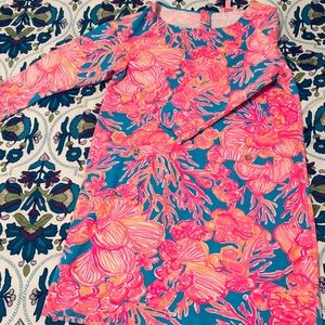 Lilly 3/4 sleeve dress
